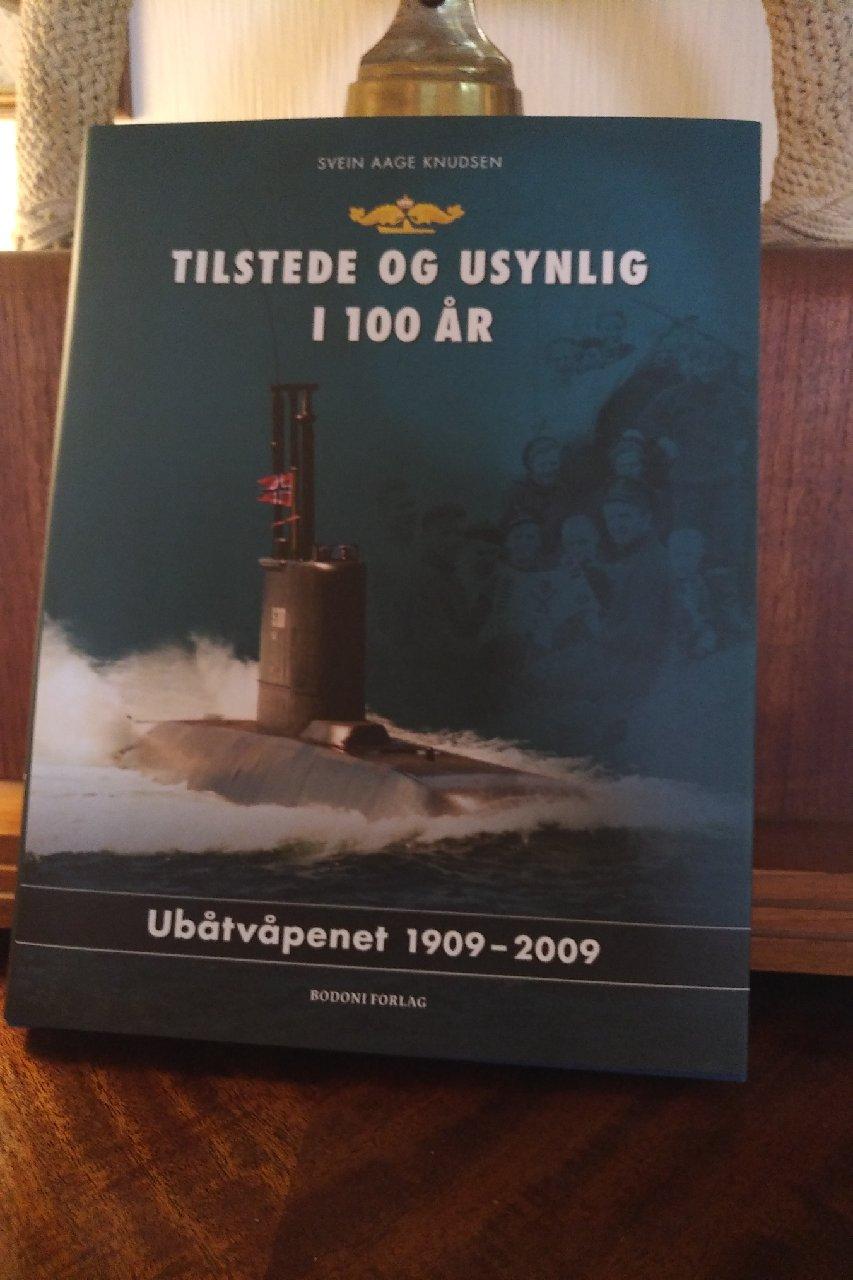 Jubileumsboken Ubåtvåpenet 100 år.